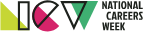 Logo for National Careers Week